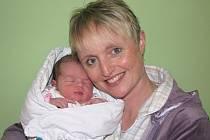 Šárka Dragounová, porodila v litoměřické porodnici dne  16. 3. 2011 (7.14) dceru Veroniku (50 cm,  3,73 kg).