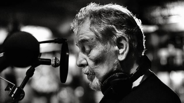 Wabi Daněk, foto z obalu CD Ďáblovo stádo.