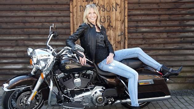 Jedním z taháků akce bude slavnostní volba MISS Prague Harley Day.