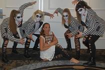 Taneční skupina Freedom navštívila slavné Broadway dance center.