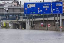 Povodně v červnu 2013 v Ústí nad Labem
