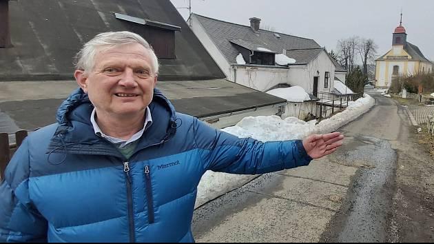 Starosta Tisé Tomáš Kratochvíl