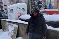 Strážníci v Ústí nabízejí pomoc lidem bez domova.