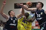 Basketbalové derby Ústí - Děčín