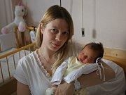 Elisabeth Vízková se narodila v ústecké porodnici 15.4.2017 (12.16) Michaele Doškové.Měřila 48 cm, vážila 3,17 kg.