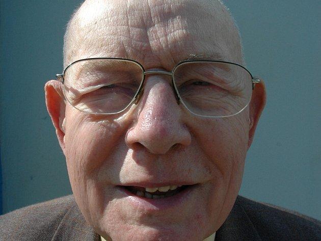 Arnošt Herman, 1. máj 2012 dopoledne.