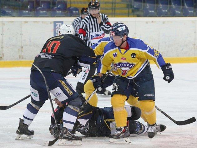 Odchovanec ústeckého hokeje Jan Kloz už nebude v kádru Slovanu pokračovat.