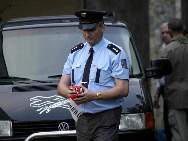 Policisté našli další ostatky