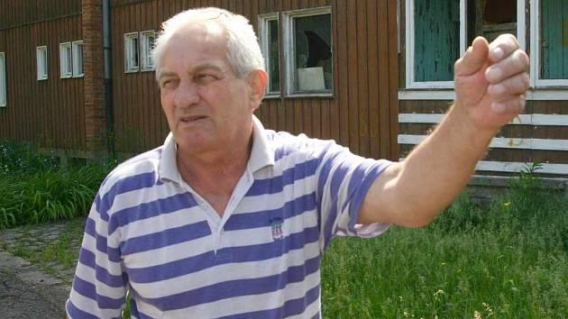 Na narkomany si neustále stěžuje Ladislav Žejdlík