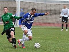 Fotbalisté ústecké Army prohráli vysoko v domácí pohárové soutěži s Jabloncem, ale nyní absolvují domácí podzimní derniéru druhé ligy, ve které hostí celek Opavy.