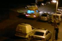 Na místě tragické smrti zasahovalo několik hlídek policistů.