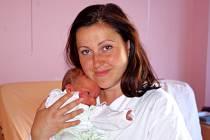 Martin Mužík, se narodil v ústecké porodnici dne 16. 5.2013 (9.18) mamince Dagmar Mužíkové, měřil 52 cm, vážil 3,58 kg.