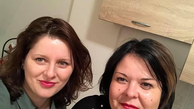Ministryně Jana Maláčová a poslankyně Eva Fialová přespávají v ústeckých Předlicích.