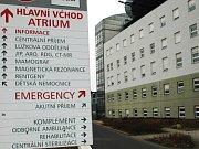 Masarykova nemocnice, ilustrační foto.