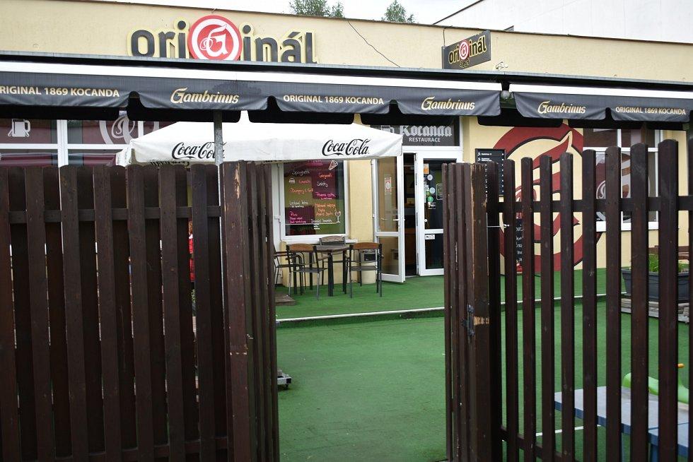 Restaurace Kocanda je nově Pizzerií Cozzanda.