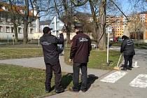 Městská policie zahájila 3. dubna venkovní provoz dětského dopravního hřiště v Zámeckém parku v Krásném Březně.