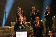Jana Hlaváčová měla v Národním divadle potlesk ve stoje i od kolegů.