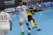 Rapid Ústí n. L. - Olympik Mělník, 1. FUTSAL liga 2020/2021. Tomáš Jelínek