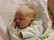 Daniela Musilová se narodila v ústecké porodnici 9.11.2016 (8.25) Monice Musilové. Vážila 3,09 kg.