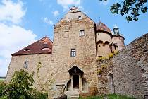 Opevněný hrad Kuckuckstein.