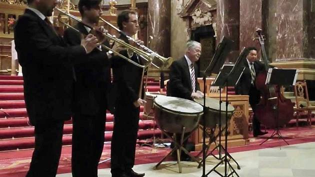 Soubor Barocktrompeten Ensemble.