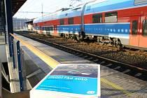 Neděle 13. prosince je prvním dnem platnosti nových jízdních řádů na železnici.