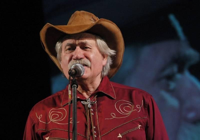 Robert Moucha ze skupiny Fešáci oslavil 80.