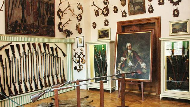 Gaicomo Casanova působil na duchcovském panství jako knihovník Josefa Karla Valdštejna.