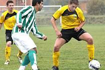 Ve druhé fotbalové třídě porazily Petrovice 4:2 celek Skorotic.
