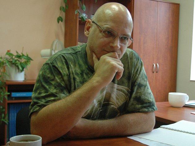 Jiří Bálek těsně po svém odvolání poskytl Ústeckému deníku exkluzivní rozhovor.