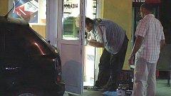 Lupič popravil čerpadláře výstřelem do hlavy.