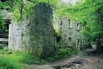 Dolský mlýn na Děčínsku