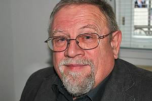Politolog Daniel Kroupa z ústecké univerzity.