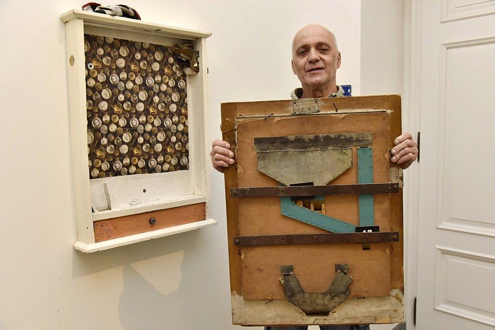Ústečané vystavují v muzeu své poklady. První je Forbes