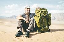 Ústecký cestovatel Mart Eslem.