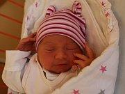 Terezka Peklová se narodila v ústecké porodnici 30. 5. 2017(2.30) Lucii Peklové. Měřila 47 cm, vážila 2,87 kg.