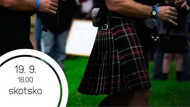 Tajemná kultura Skotska