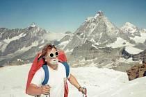 Cestovatel Ervín Dostálek (na snímku): Mont Blanc se jen tak nedal pokořit