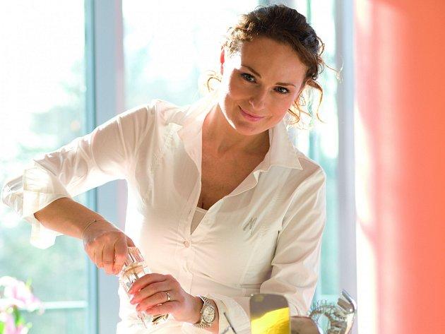 Markéta Hrubešová je známá i jako výborná kuchařka.