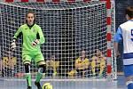 Arma Women Cup - mezinárodní fotbalový turnaj žen v Ústí n/L. Utkání Serkowitzer - Ústí. Brankářka FK Ústí Mikinová.