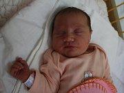 Eliška Procházková se narodila Květuši Křižanové z Libochovic 27. srpna v 14.30 hod. v ústecké porodnici. Měřila 48 cm a vážila 3,75 kg.