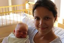 Jakub Urban se narodil v ústecké porodnici 28. 5. 2017(4.10) Renatě Urbanové. Měřil 49 cm, vážil 3,3 kg.