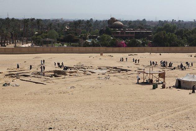 Čeští egyptologové našli nový chrám Ramesse II.