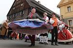V sobotu a v neděli přišly stovky návštěvníků na tradiční Velikonoční jarmark v Zubrnicích.