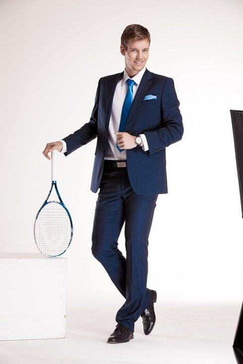 Tenista Tomáš Berdych.