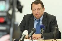 Návštěva Spolchemie šéfa ČSSD Jiřího Paroubka.