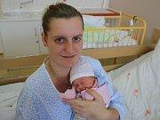 Amálie Dlouhá se narodila Tereze Dlouhé z Ústí nad Labem 23. srpna v 19.23 hod. v ústecké porodnici. Měřila 44 cm a vážila 2,44 kg.