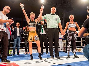 Fabiána Bytyqi se v Ústí stala světovou šampionkou.