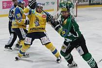 Hokejové utkání Ústí s Mladou Boleslaví (10.4.2011).