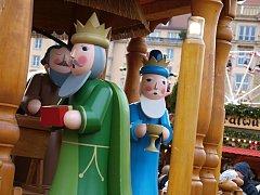 Nejstarší trhy v Německu jsou v Drážďanech, od roku 1434 nabízejí rozmanité pochutiny i zábavu.
